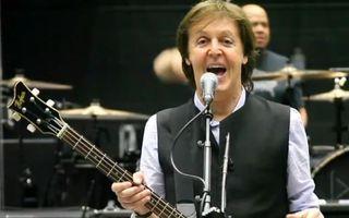 Paul McCartney, plătit cu o liră pentru recitalul de la ceremonia Jocurilor Olimpice