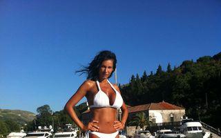 România mondenă: 10 vedete sexy în costume de baie. Vezi cum arată!