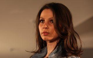 "Iuliana Luciu: ""Am avut 63 kg. M-am îngrăşat pe banii mei"""