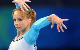 Sandra Izbaşa, aur la sărituri la Jocurile Olimpice