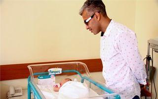 10 de maternităţi din România beneficiază anul acesta de mobilier nou