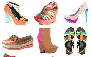 Modă: Nebunia pantofilor coloraţi, cum să-i porţi, cu ce să-i asortezi