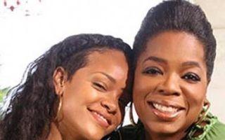 Rihanna, interviu cu Oprah despre bătaia primită de la Chris Brown