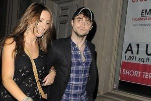 """""""Harry Potter"""" are o nouă iubită? - FOTO"""
