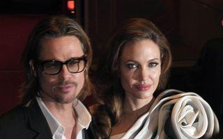 Angelina Jolie şi Brad Pitt şi-au comandat verighete