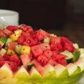 Salată de pepene roşu