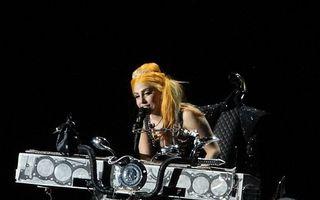 Lady Gaga, îngrijiri medicale după concert