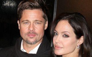 Hollywood: Bat clopotele de nuntă pentru Brad Pitt şi Angelina Jolie!