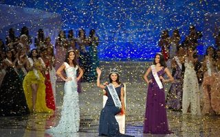 Miss China este Miss World 2012