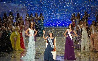 Miss China este Miss World 2012