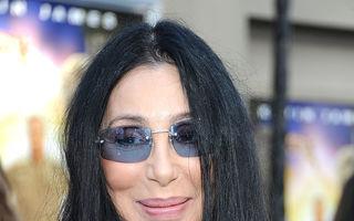 Cher se mărită a treia oară, la 66 de ani