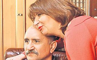 Divorţul lui Şerban Ionescu se transformă în război