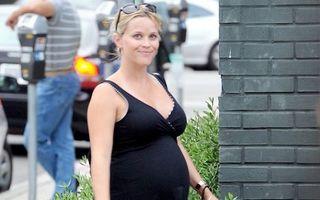 Hollywood: 7 gravide sexy care vor naşte în acest an. Iată cine va deveni mămică!