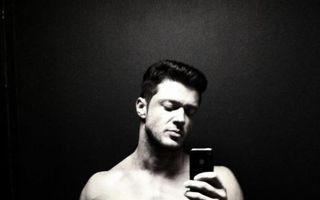 Victor Slav, poza cu mii de like-uri pe Facebook  - FOTO
