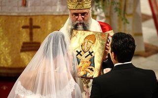Primul cadou de nuntă pe care l-au primit EBA şi Bogdan Ionescu