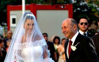Nunta Elenei Băsescu: Dansul miresei cu preşedintele