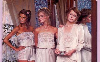 """""""Îngerii"""" de altădată: Cum arătau fetele de la Victoria's Secret în anii '70"""