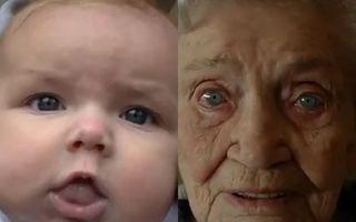 Documentar emoţionant: De la naştere, la 100 de ani