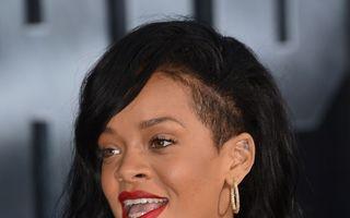 Rihanna şochează iar: are o tunsoare tare!