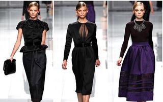 Modă: 15 piese vestimentare care nu trebuie să-ţi lipsească în toamna asta