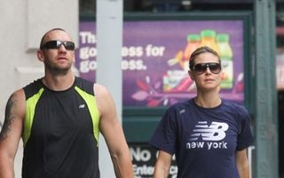 Heidi Klum admite că s-a cuplat cu bodyguard-ul