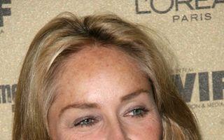 Sharon Stone, fără machiaj. Cum arată vedeta la 54 de ani - FOTO