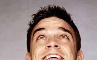 Robbie Williams a devenit tatăl unei fetiţe