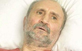 Şerban Ionescu, din nou în stare gravă la spital