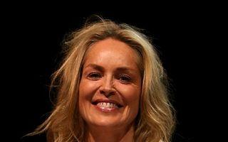 Sharon Stone, internată într-o clinică din Milano