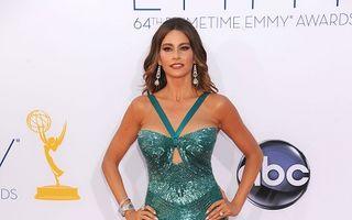 Sofia Vergara, Heidi Klum și Nicole Kidman au purtat rochii superbe la Premiile Emmy