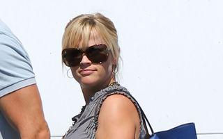Reese Witherspoon a născut un băiețel