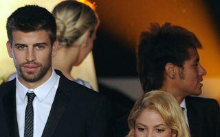 Shakira şi Gerard Pique vor avea un băieţel