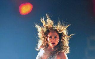 Concertul Jennifer Lopez, amânat pentru 2013