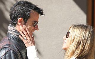 Jennifer Aniston, criticată de stilişti: Inelul ei de logodnă e de prost gust!