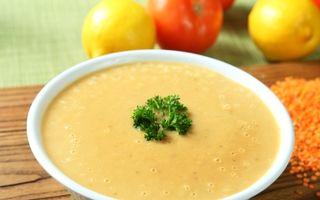 Reţetă Andreea Raicu: Supă de linte cu mentă, delicioasă şi sănătoasă
