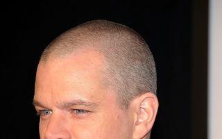 Matt Damon vine la Bucureşti