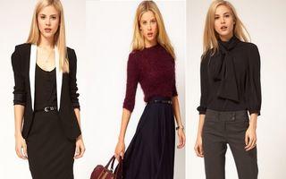 Modă: Cum să te îmbraci pentru un interviu. 15 ţinute care-ţi măresc salariul