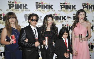 Monica Gabor, încă un vis împlinit: poză cu familia Jackson