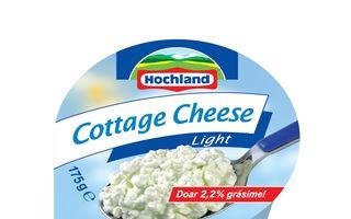 Noile delicii de brânză proaspătă de la Hochland