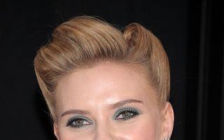 Scarlett Johansson, de nerecunoscut