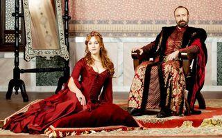 """EXCLUSIV Halit Ergenc, actorul principal din """"Suleyman Magnificul"""": """"Istoria s-ar fi scris altfel dacă nu ar fi existat Hurrem"""" - VIDEO"""