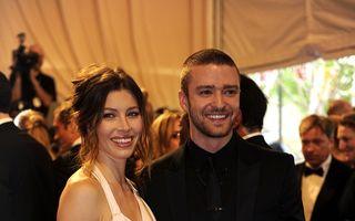 Justin Timberlake se însoară cu Jessica Biel