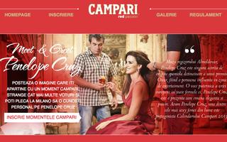Meet & Greet Penelope Cruz: E momentul Campari! Penelope Cruz asteapta sa te cunoasca!