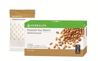 Herbalife îţi propune o nouă gustare sănătoasă: Boabe de soia prăjite
