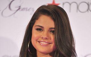 Selena Gomez, de nerecunoscut