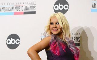 Christina Aguilera nu poartă lenjerie intimă