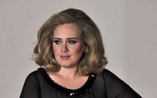 Adele a născut un băieţel