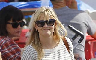Cum arată Reese Witherspoon la o lună după ce a născut