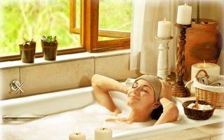 La SPA în propria baie. Învaţă să te relaxezi cu bani puţini!