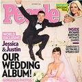 Prima poză de la nunta lui Justin Timberlake